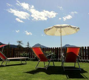 Relaxen und sonnenbaden mit Aussicht Piccolo Hotel Obereggen
