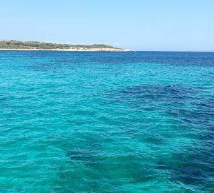 Super klares Wasser SENTIDO Playa del Moro