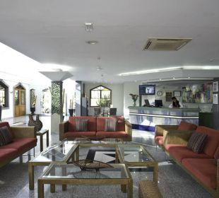 Rezeptionshalle Dunas Maspalomas Resort