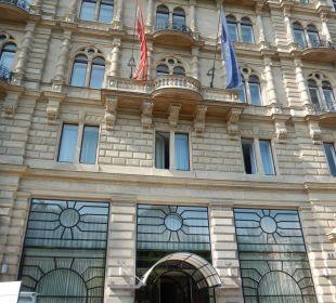 Fassade K+K Palais Hotel