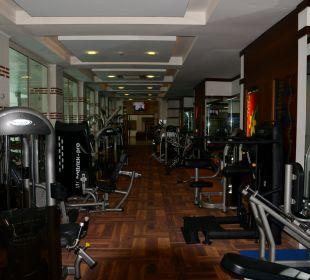 Fitness-Center Hotel Oleander