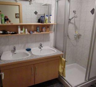 Schönes großes Bad, separate Toilette! Appartement Kuen