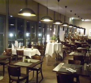 Restaurant für den Abend arcona Hotel am Havelufer