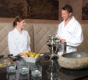 Tee-Lounge Hotel Cervosa