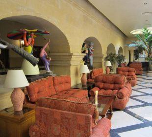 Лобби The Grand Resort