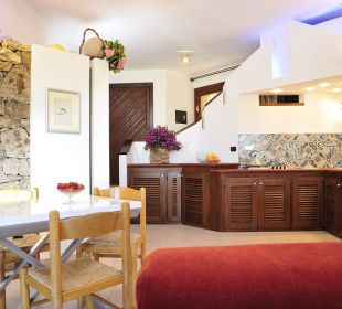 One of the apartments L'Ea di Lavru