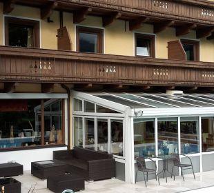 Hotel mit Wintergarten und Pool Hotel Sonnblick