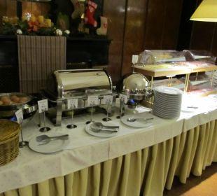 Frühstücksbüffet Hotel Erzherzog Rainer