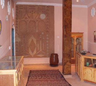 Spa-Sauna Empfang Stargazing Hotel SaharaSky