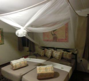 Doppelbett Etosha Safari Camp