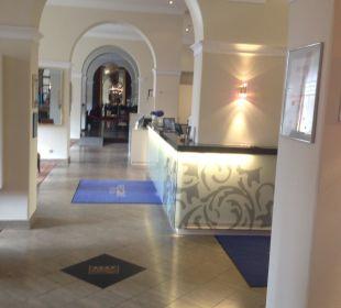 Empfang Welcome Hotel Residenzschloss