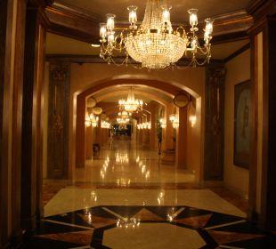 Luxus schon im Eingangsbereich Hotel Royal Sonesta New Orleans