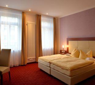 Zimmer Hotel Via City