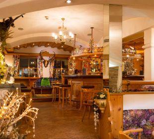Hotellobby - Lounge Verwöhnhotel Berghof