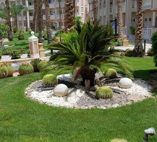 Gartenanlage Albatros Palace Resort