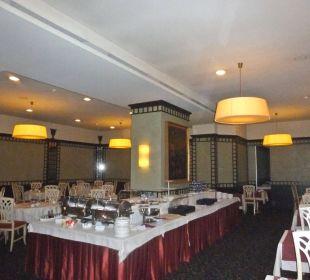 Frühstücksraum Hotel De La Paix