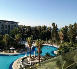 Gartenanlage Horus Paradise Luxury Resort & Club