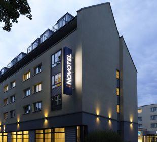 Außenansicht Hotel Novotel München City