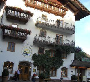 Отель Белый Олень Seeböckenhotel Zum weissen Hirschen