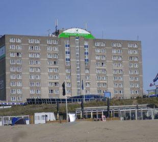 Hotel vom Strand Center Parcs Park Zandvoort Strandhotel