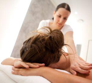 Massage im Oasi-Spa Hotel Belvedere Locarno