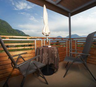 Balkon Hotel Ladurner