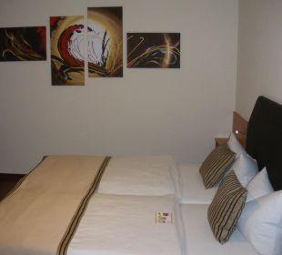 Bett Hotel Merkur