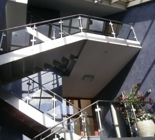 Treppenhaus Badischer Hof Hotel