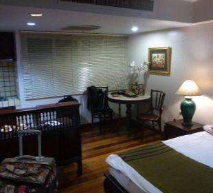 Tisch Hotel Siam Heritage