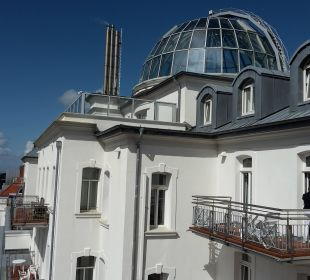 Kuppel Strandhotel Kurhaus Juist