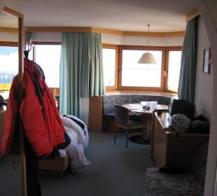 Zimmer mit Ercker Hotel Garni Belmont