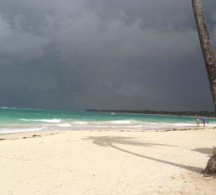 Gewitter im Anzug VIK Hotel Cayena Beach Club