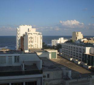 Es war soweit ok, kann das Meer sehn Hotel Sousse Residence