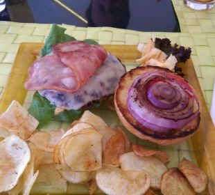 Burger Hotel Mitsis Rhodos Village & Bungalow