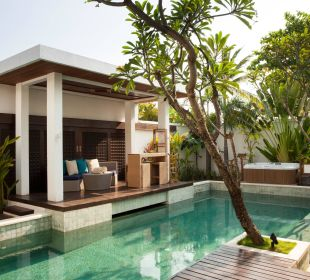 Pool - One Bedroom Royal Pavilion The Samaya Bali - Seminyak