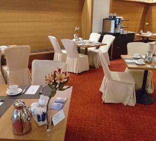 Frühstückssaal NH Erlangen