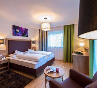 Doppelzimmer superior Parc Hotel Florian