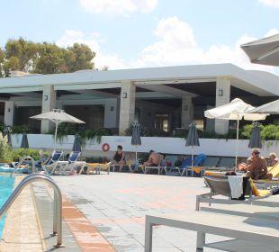 Blick zur Lobby AKS Annabelle Beach Resort