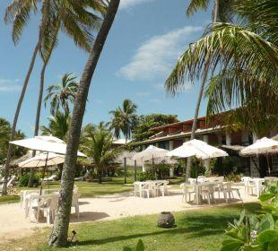 Teilansicht Gartenanlage Hotel Porto da Lua