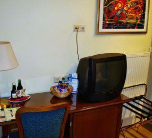 Einzelzimmer 106 Hotel Mosser Hotel Mosser