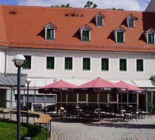 Biergarten & Restaurant Hotel Schloss Schweinsburg