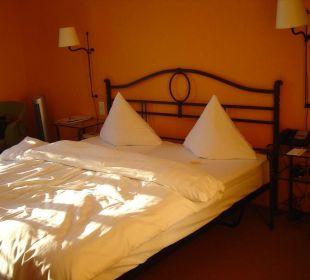 Schlafzimmer Romantik Seehotel Sonne