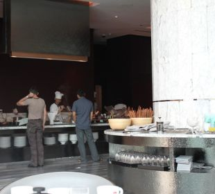 Latest Recipe-Frühstücksbereich Hotel Le Meridien Bangkok