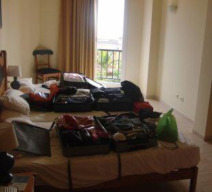 Schlafzimmer Hotel Las Olas