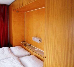 Klappbett Hotel Sonne