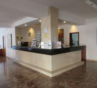 Lobby Hotel Ibiza Playa