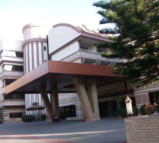 Außenansicht Hotel Seamelia Beach Resort