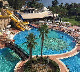 Ausblick Kirman Leodikya Resort