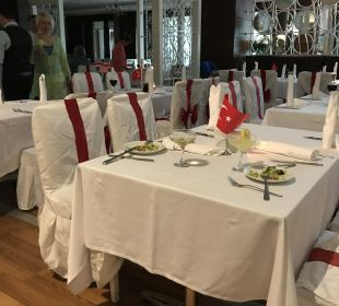 Restaurant Linda Resort Hotel