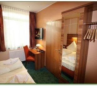 Zimmer Nr. 4 & 9 Hotel Haus Hillesheim
